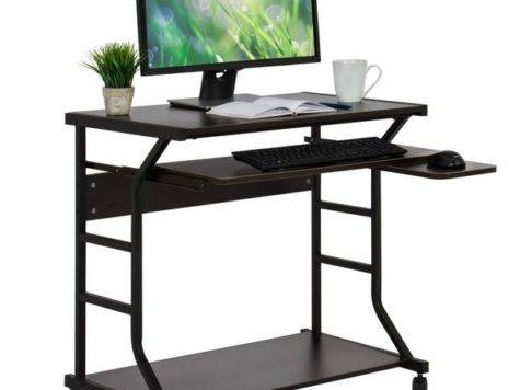 Best Choice Products Home Office Tier Computer Desk