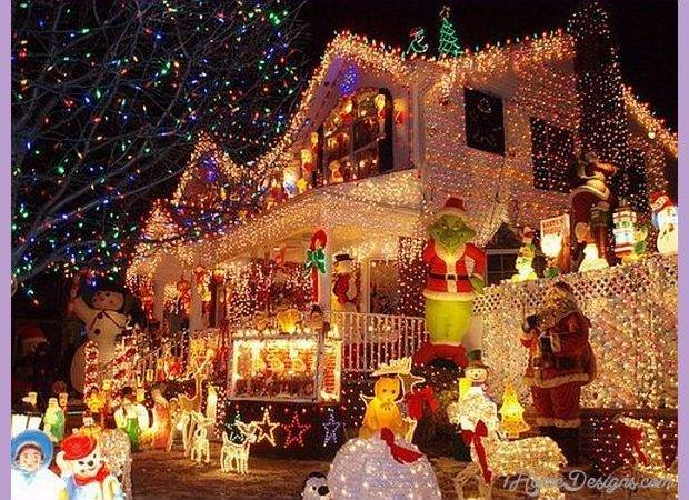 Best Christmas Decoration Home Design Decorating