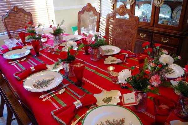 Best Christmas Table Settings