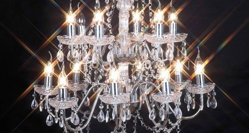 Best Collection Beautiful Chandelier
