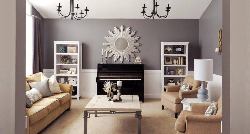 Best Colors Small Living Room Walls Grand Piano