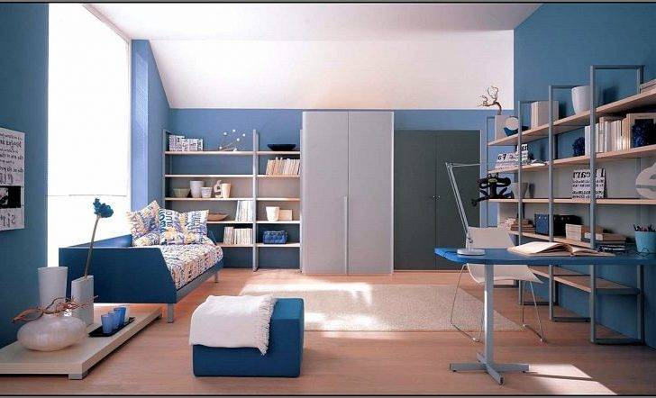Best Colors Study Rooms Home