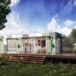 Best Container Homes House Design Inside Modern