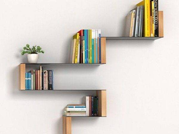 Best Creative Bookshelves Ideas Pinterest Cool