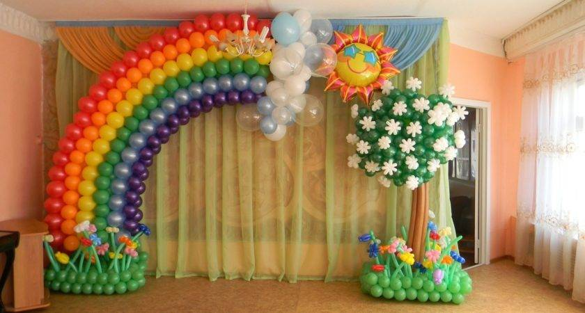 Best Examples Balloon Decorations Mostbeautifulthings