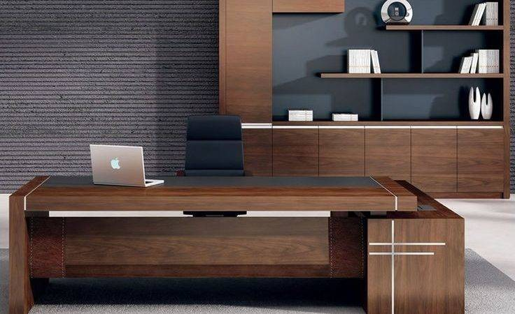 Best Executive Office Desk Ideas Pinterest Modern