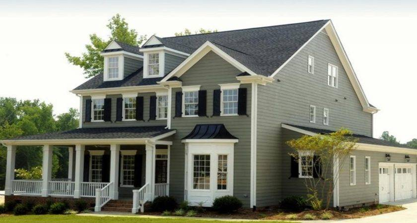 Best Exterior House Paint Colors Dark Brown Hairs