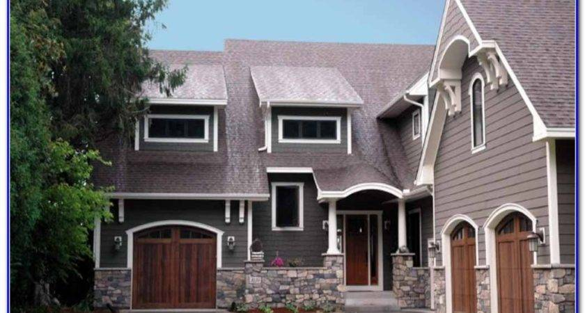 Best Exterior Paint Color Schemes Painting Home Design