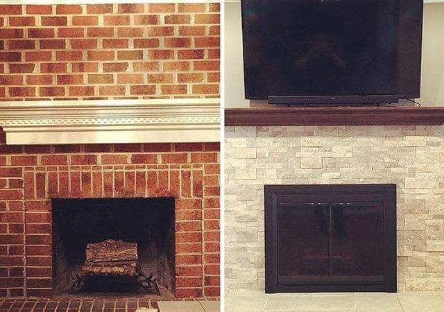 Best Fireplace Refacing Ideas Pinterest Airstone