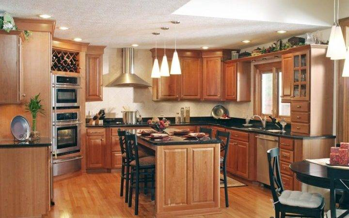 Best Flooring Kitchen Casual Cottage