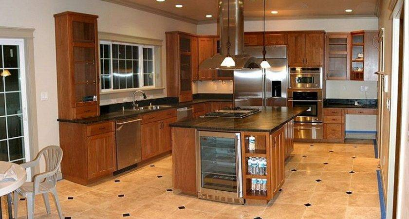 Best Flooring Kitchen Design Tile Backsplash