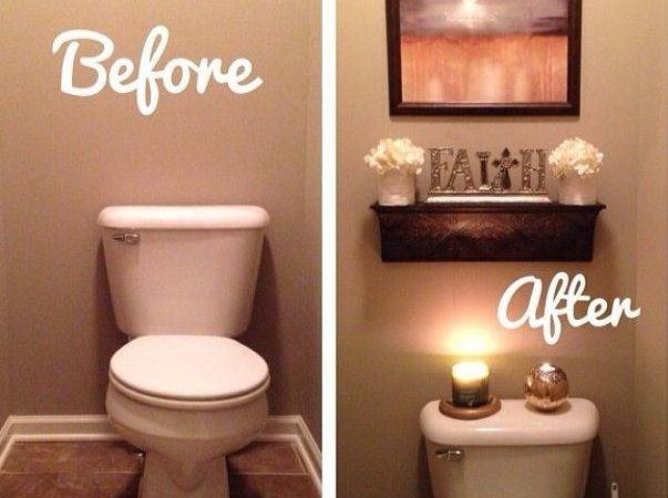 Best Half Bathroom Decor Ideas Pinterest