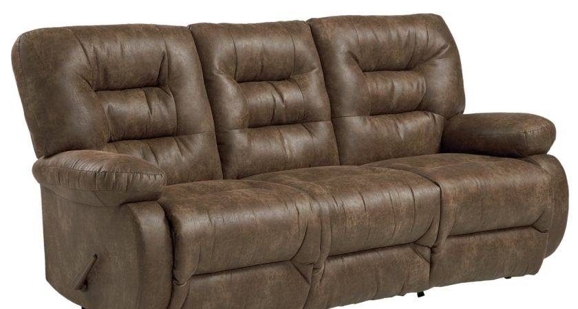 Best Home Furnishings Maddox Space Saver Sofa Chaise