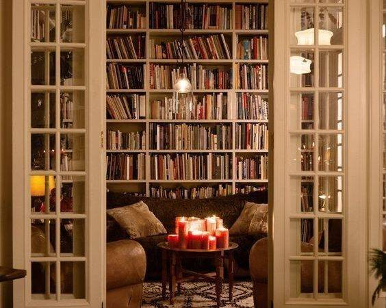Best Home Libraries Ideas Pinterest Library