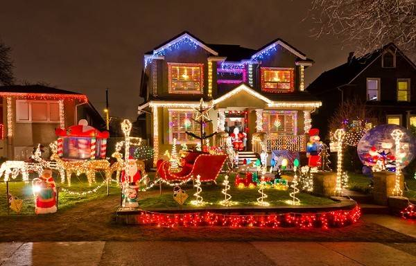 Best Ideas Outdoor Christmas Decorations
