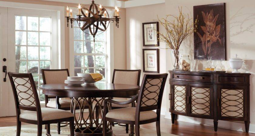 Best Ideas Round Design Dining Room Tables Sets