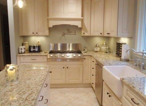 Best Ideas Tile Floor Kitchen Spanish Cream