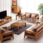 Best Ideas Wooden Living Room Furniture