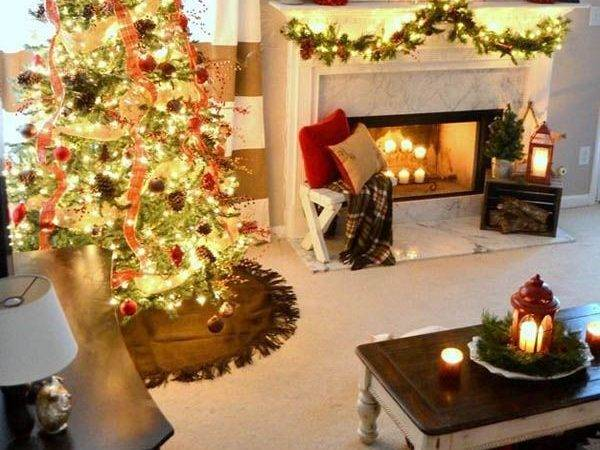 Best Indoor Christmas Decorations Ideas Pinterest
