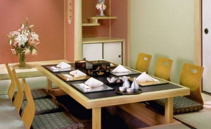 Best Japanese Dining Table Ideas Pinterest