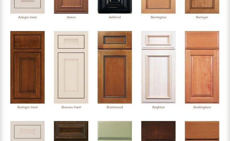 Best Kitchen Cabinet Door Styles Ideas Pinterest