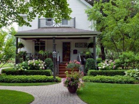 Best Large Front Yard Landscaping Ideas