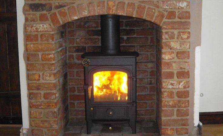 Best Log Burner Fireplace Ideas Pinterest