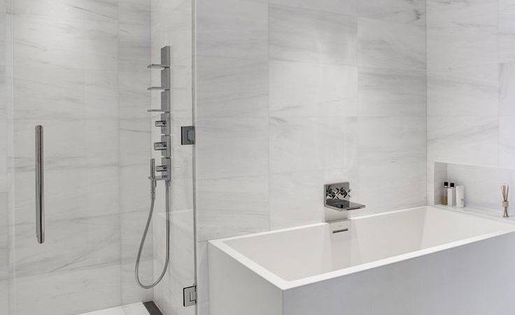 Best Marble Tile Bathroom Ideas Pinterest