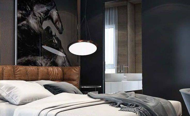 Best Masculine Bedrooms Ideas Pinterest