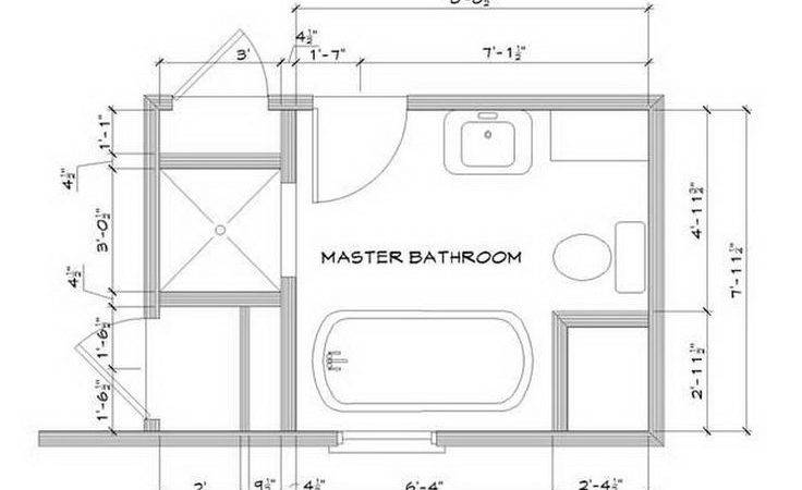 Best Master Bathroom Layouts Pinterest