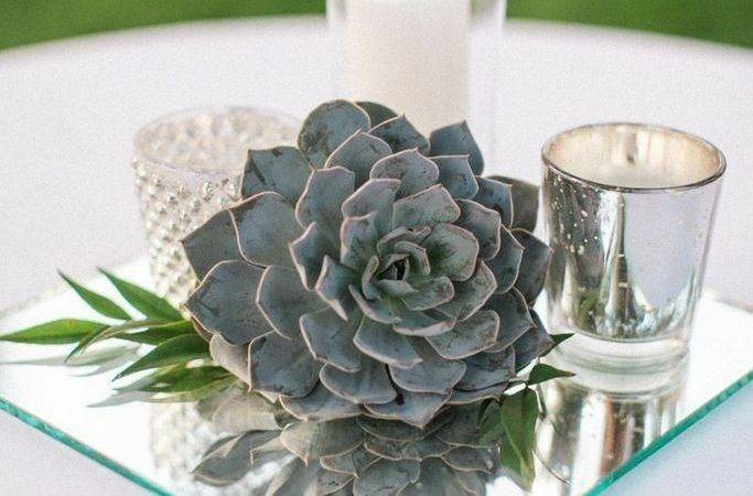 Best Mercury Glass Centerpiece Ideas Pinterest