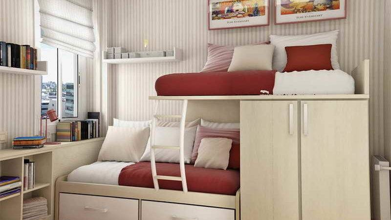 Best Mini Space Saving Bunk Bed Ideas Small Rooms