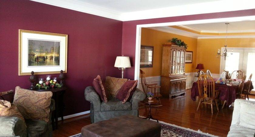 Best Painting Adjoining Rooms Sportprojections