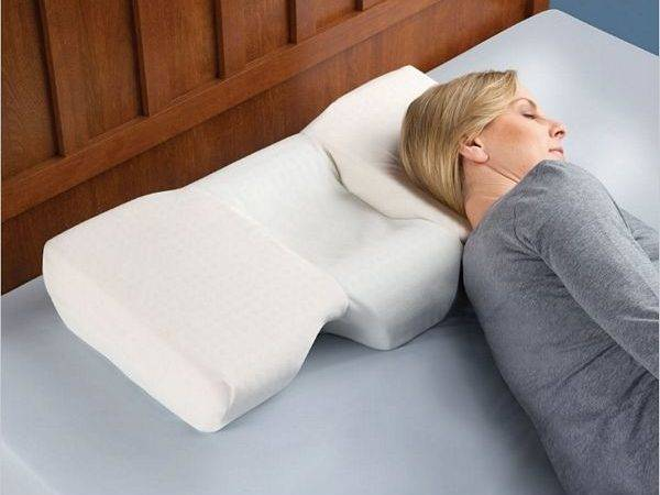 Best Pillow Neck Pain Side Sleepers Very Cozy Home