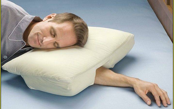 Best Pillow Side Sleeper Arm Under Home Design Ideas