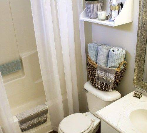 Best Rental Bathroom Ideas Pinterest
