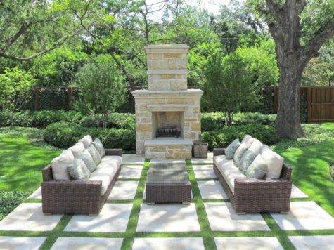 Best Residential Outdoor Landscape Design Ideas