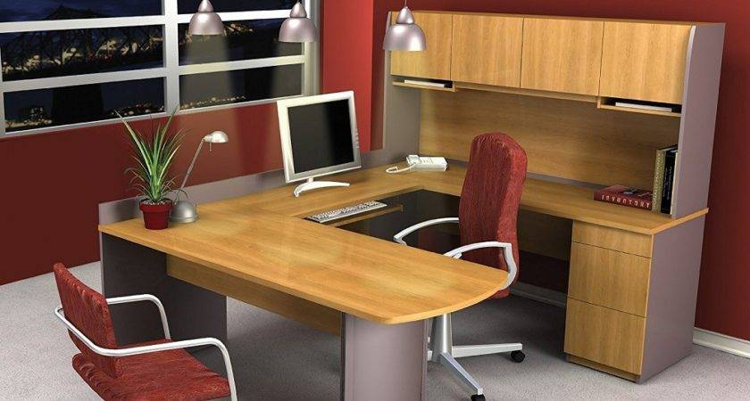 Best Shaped Office Desk Home Design