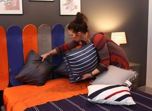 Best Skateboard Headboard Ideas Pinterest