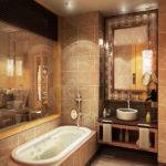 Best Small Bathroom Interior Design