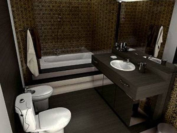 Best Small Functional Bathroom Design Ideas