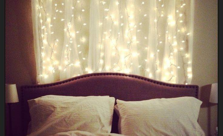 Best String Lights Bedroom Ideas Pinterest Teen