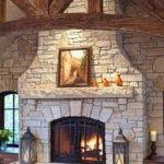 Best Tips Choosing Fireplace Heart Design Material Ideas