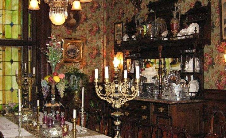 Best Victorian Dining Rooms Ideas Pinterest
