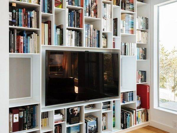 Best Wall Bookshelves Ideas Pinterest