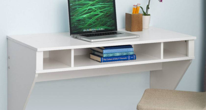 Best Wall Mounted Desk Designs Small Homes