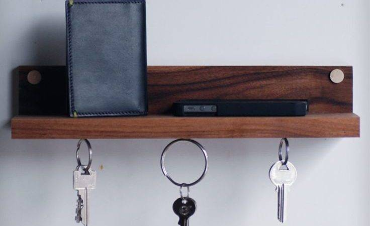 Best Wall Mounted Key Holder Ideas Pinterest