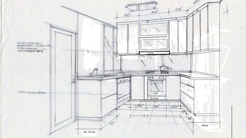 Best Way Lay Out Kitchen