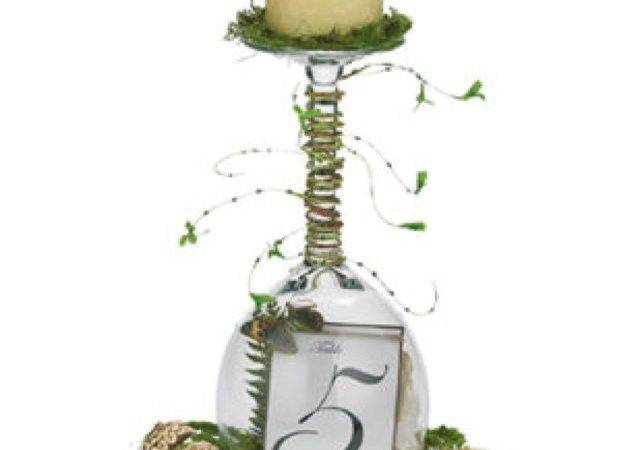Best Wine Glass Centerpieces Ideas Pinterest Next