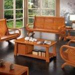 Best Wood Furniture Design Living Room Interior